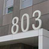 Exterior Street Address/ID