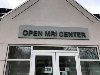 Open MRI Center (Chicago); Dimensional Letters