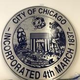 City of Chicago; Municipality Sign