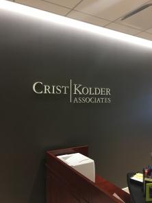 Crist | Kolder Associates (Downers Grove); Satin Silver, Aluminum Metal Clad
