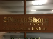 Cardiovascular Institute (North Shore University Health System); Dimensional Letters and Logo