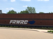 FRWRD; Dimensional Letters and Logo