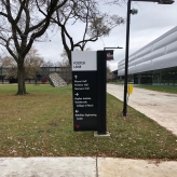Illinois Institute of Technology (Chicago, IL); Fabricated Aluminum Panel/wing with High-performance Exterior Grade Vinyl