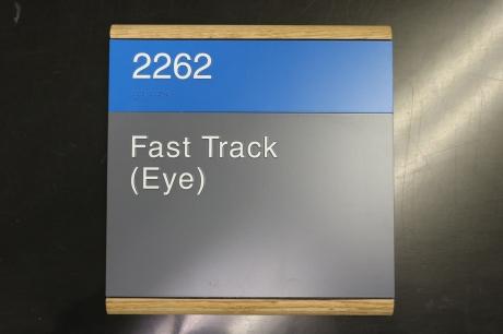 NorthShore Fast Track