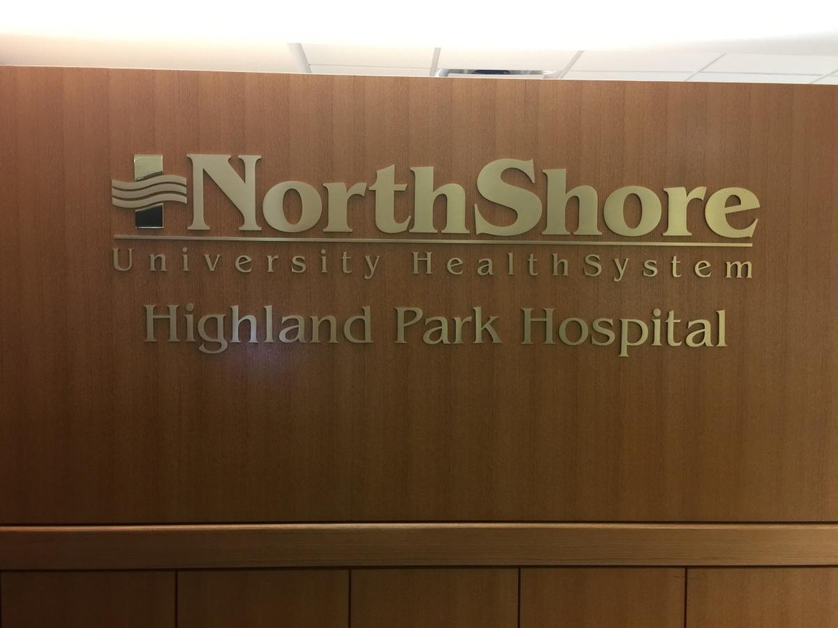 NorthShore University HealthSystem – Architectural
