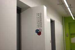 Institute for Molecular Engineering (University of Chicago); Vinyl Decal