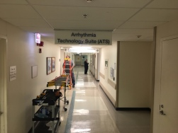 Emergency Room Hanging Sign (University of Chicago)