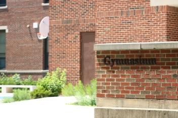 Roosevelt Middle School (Norridge, IL); Aluminum Dimensional Letters